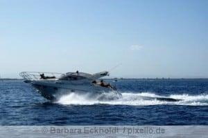 Unfallversicherung-Motorbootfahrer