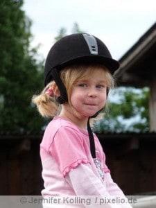 Reiterunfallversicherung, Kinderunfallversicherung