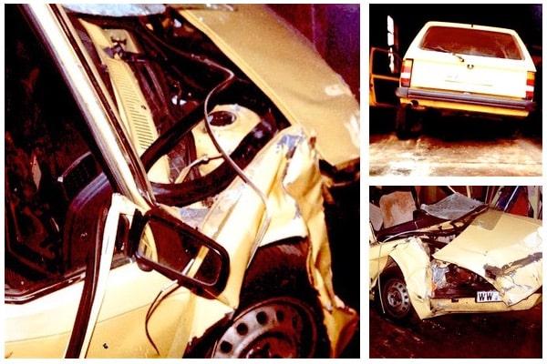 Dieser Verkehrsunfall zeigte warum man eine Unfallversicherung braucht