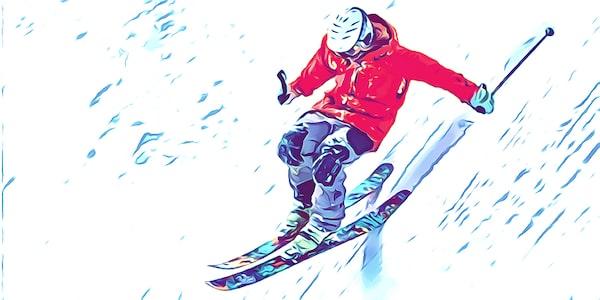 Extreme Sporten in Eis und Schnee