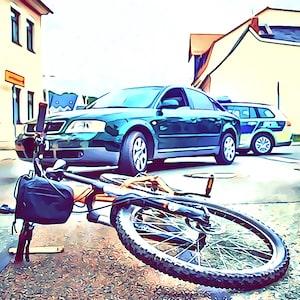 Eine Unfallversicherung ist sinnvoll für Fahrradfahrer