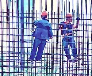 Eine Unfallversicherung ist vor allem für Bauhandwerker sinnvoll